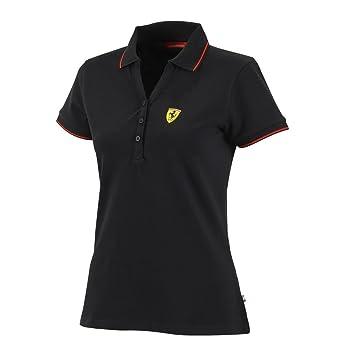 057c329a051 New! 2015 Scuderia Ferrari F1 Womens Classic Polo Shirt Ladies Female Girls