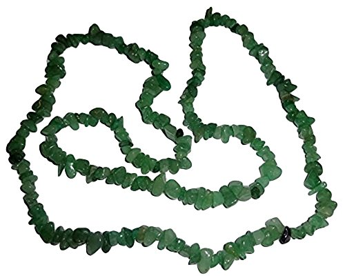 - Sublime Gifts 1pc Green Aventurine Long 36