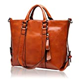 COCIFER Women Top Handle Satchel Handbags Shoulder Bags Top Tote Purse