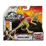 "JWFK Jurassic World Fallen Kingdom Herrerasaurus Dinosaur Posable Figure 6"" Battle Damaged"