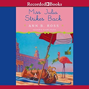 Miss Julia Strikes Back Audiobook
