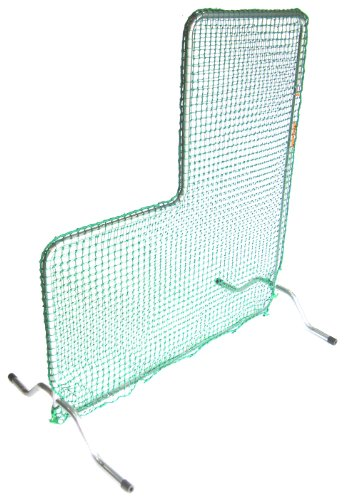 Jugs L-Shaped Fixed-Frame Pitchers Screen (6-Feet) by Jugs
