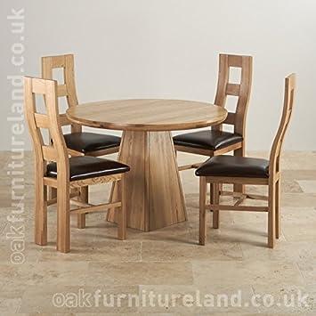 Oak Furniture Land Provence Massiv Esstisch Eiche Natur 3 Ft 17 8