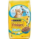 Ração Friskies para Gatos Filhotes Sabor Frango Leite e Cenoura - 1kg Purina para Todas Todos os tamanhos de raça Todas as fases - Sabor Frango