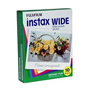 Fujifilm 20-INS60KIT Instax Wide Film 60 Image Kit
