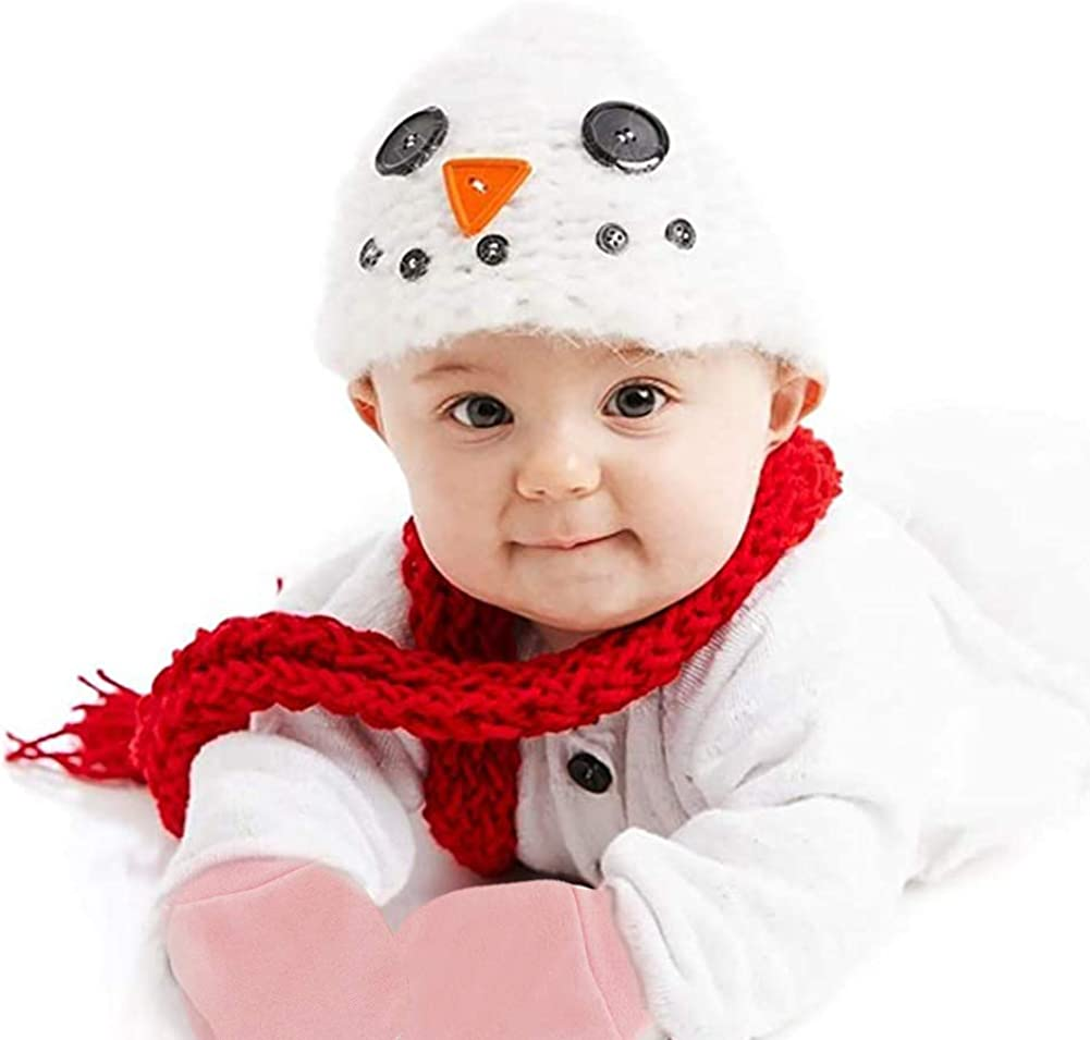 LLMZ Anti-Kratz-Handschuhe 6 Paar Neugeborenen Handschuhe Scratch Handschuhe Neugeborene Warme Handschuhe