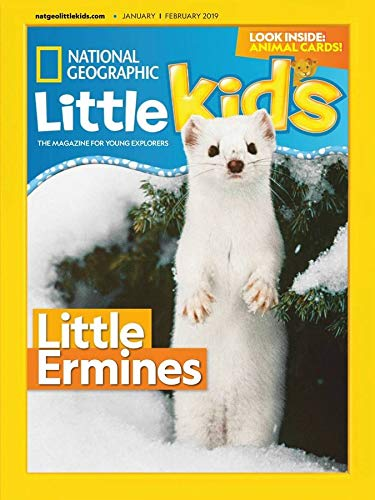 Magazines : National Geographic Little Kids