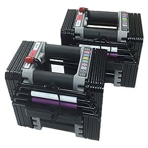 PowerBlock Elite 50-70 Add On Kit, Black
