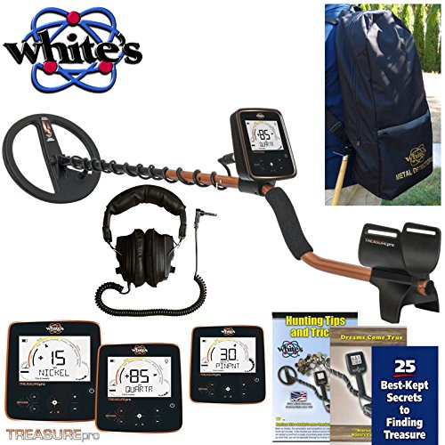 Whites TreasurePRO Metal Detector 10