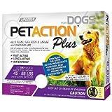 Pet Action Plus True Science Holdings 960021030003 Dog Flea & Tick Applicators, Large Dogs, 3-Doses - Quantity 3