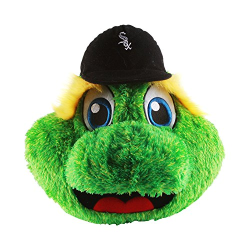 MLB Chicago White Sox Nogginz Plush Toy, Medium, Green