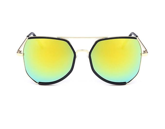 Gysad Gafas de sol Diseño sin bordes Gafas de sol hombre ...