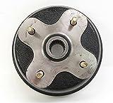 Yamaha Rear Brake Drum YFM350 YFM400 YFM 350 YFM 400 Big Bear Kodiak 2x4 4x4