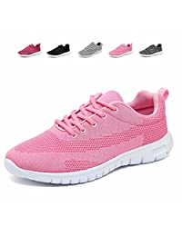 CIOR Fantiny Women Running Shoes Lightweight Walking Sneakers