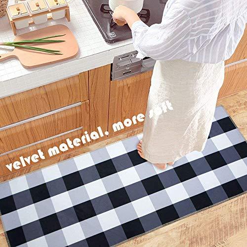 USTIDE Nonslip Kitchen Mat 23.6