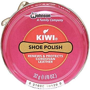 a273affcfb9ab Kiwi Cordovan Shoe Polish, 1-1/8 oz
