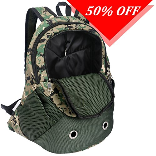 Camo Backpack Carriers - 4