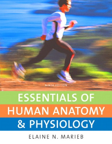 Essentials of Human Anatomy & Physiology Value Package (includes myA&P CourseCompass Student Access Kit for Essentials of Human Anatomy & Physiology) (9th Edition)