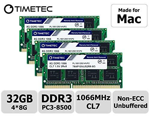 """8GB PC3-8500S 1066Mhz Memory iMac 27/"""" Late 2009 iMac11,1 2.66Ghz i5 2.8Ghz i7"""