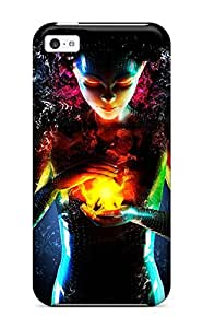 For ipod touch4 Case - Protective Case For Jill Kogan Case