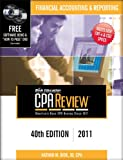 Bisk CPA Review: Financial Accounting & Reporting - 40th Edition 2011 (Comprehensive CPA Exam Review Financial Accounting & Reporting) (Cpa ... and Reporting Business Enterprises), Nathan M. Bisk, 1579618456