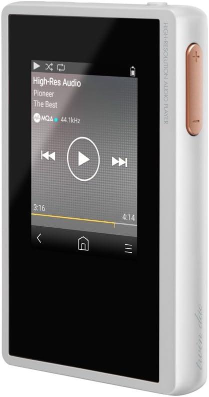 Pioneer XDP-02U-W - Reproductor de música Digital de 2.4