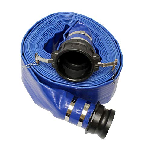(Bob's Industrial Supply BISupply Lay Flat Hose 3
