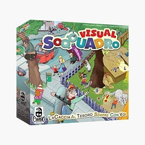 Cráneo Creations Juego de Mesa, Color Verde en Todas Las circunstancias cc110: Amazon.es: Juguetes y juegos