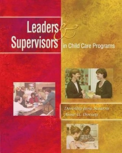 Leaders and Supervisors in Child Care Programs pdf epub