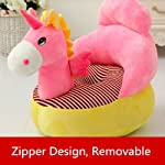 Children Chair Stuffed Unicorn Plush Chair Soft Cozy Armchair/Sofa Chair for kids Toddler Baby