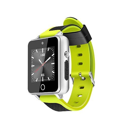 HUIGE Smartwatch, Fitness Ritmo Cardíaco Bluetooth 4,1 para ...