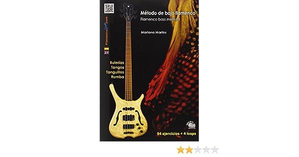 Método de Bajo Flamenco Libro/CD - Flamenco Bass Method Book/CD ...