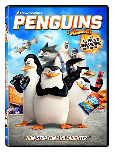 Penguins of Madagascar (2014) (Movie)