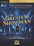 Instrumental Play-Along: The Greatest Showman - Violin (Book/Online Audio)