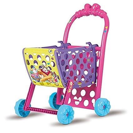 Disney Minnie Mouse carrito de la compra