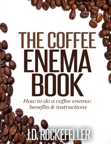 The Coffee Enema Book (Enema Recipe compare prices)