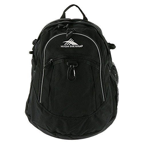 High Sierra Fatboy Backpack - Lightweight and Compact Student Backpack - Stylish Bookbag or Lunch Backpack for Children, Teens, or Adults - Unisex Campus Backpack with Padded Shoulder Straps