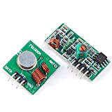 315 MHz Wireless Transmitter Receiver Kit for Micro Controller #1290