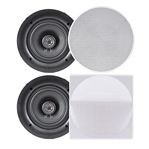 Pyle Ceiling Speakers Stereo Theater