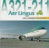 1:400 Dragon Wings Airbus A321-211 Aer Lingus (pre-painted/pre-built)