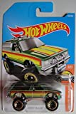 Hot Wheels 2017 HW Hot Trucks Chevy Blazer 4x4 130/365, Green