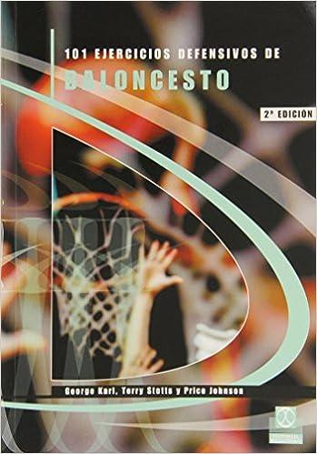 101 Ejercicios Defensivos de Baloncesto (Deportes): Amazon.es ...
