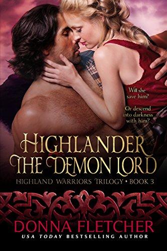 Highlander The Demon Lord (Highland Warriors Trilogy Book 3)