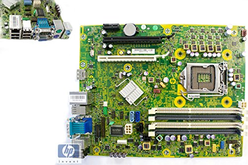 HP 628930-001 System board (motherboard) assembly - Includes Trusted Platform (8g Motherboard System)