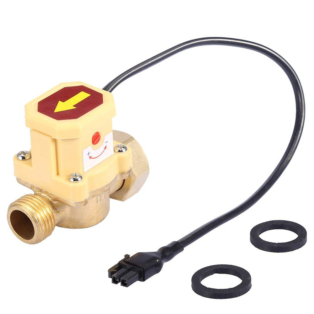 220V G1-G1//2 Thread Water Pump Flow Sensor Switch Water Control Switch Water Flow Switch