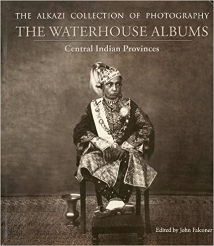 Book Waterhouse Albums: Central Indian Provinces