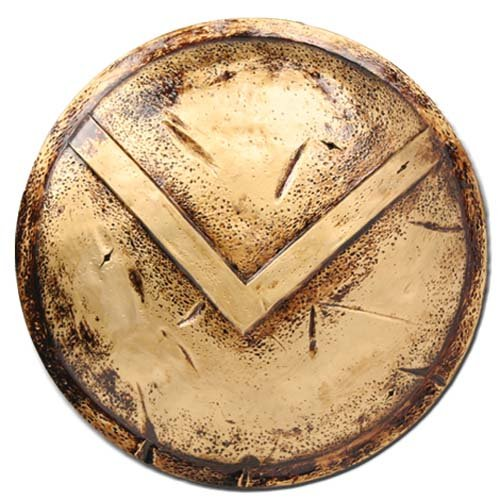 Spartan Life Size Historical Shield for $<!--$64.95-->
