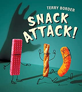 Book Cover: Snack Attack!