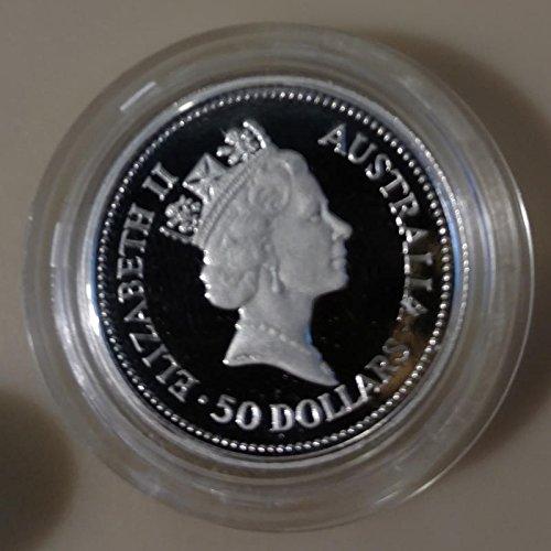 (1989 AU Koala Platinum Proof)