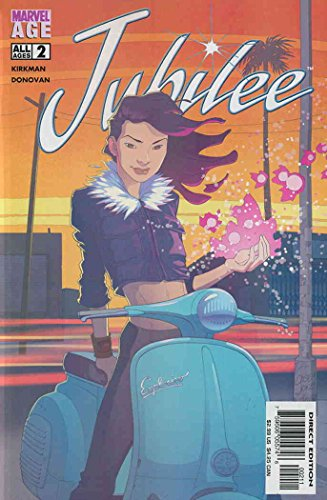 Jubilee #2 VF/NM ; Marvel comic book